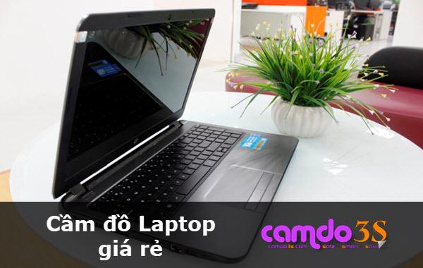 Cầm đồ Laptop giá rẻ