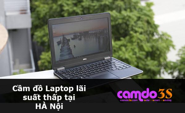 Cầm đồ Laptop lãi suất thấp tại Hà Nội