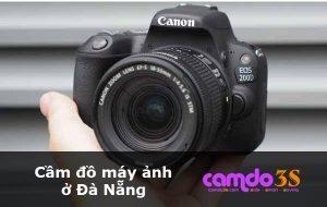 Cầm đồ máy ảnh ở Đà Nẵng