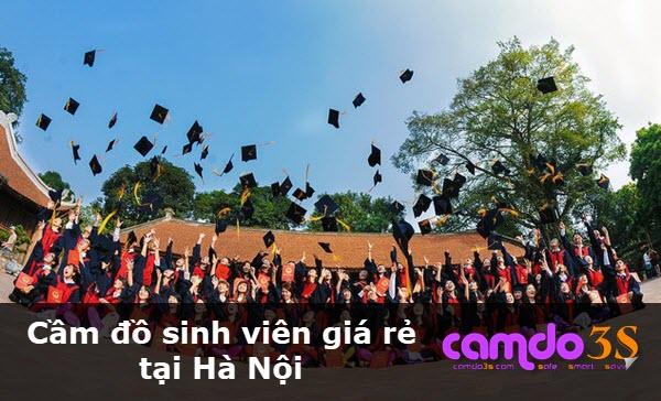 Cầm đồ sinh viên giá rẻ tại Hà Nội