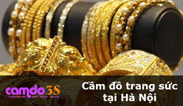 Cầm đồ trang sức tại Hà Nội, nhận đến 99% giá trị món đồ