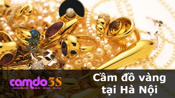 Cầm đồ vàng tại Hà Nội, khoản vay NGANG GIÁ, lãi suất ưu đãi