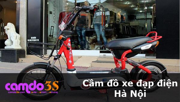 Cầm đồ xe đạp điện Hà Nội, lãi CẠNH TRANH, nhận tiền nhanh 15 phút