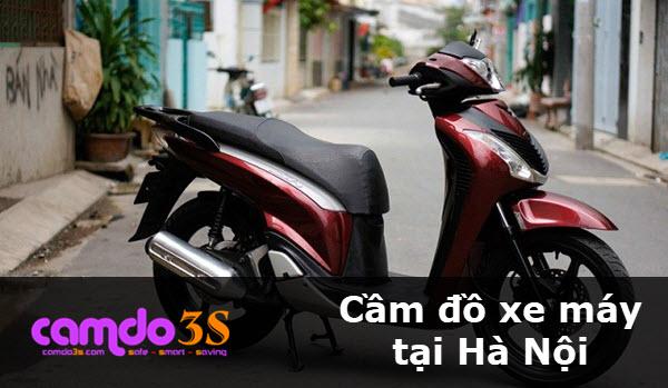 Cầm đồ xe máy tại Hà Nội, GIÁ CAO, nhận tiền nhanh trong vài phút