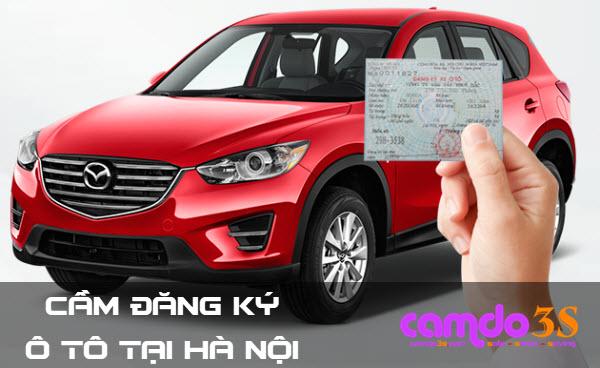 Cầm giấy tờ xe ô tô tại Hà Nội, giá CAO lãi suất THẤP thủ tục nhanh