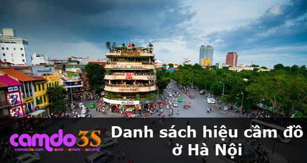 Danh sách hiệu cầm đồ ở Hà Nội, TOP 5 uy tín nhất