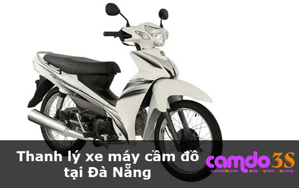 Thanh lý xe máy cầm đồ tại Đà Nẵng